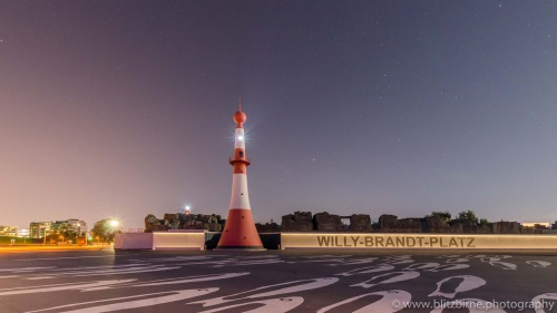 Willy Brand Platz Bremerhaven
