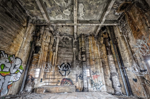 Lost Places - Der Wasserturm