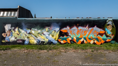 Graffiti Woltmershausen